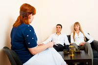 Image of marital mediation session