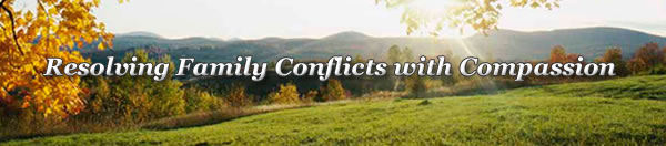Resolving Family Conflicts with Compassion