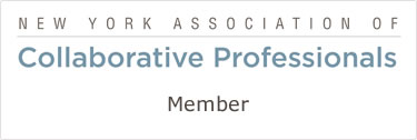 New York Association of Collaborative Professionals badge (nycollaborativeprofessionals.org)